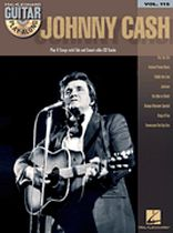 Johnny Cash - Johnny Cash - Guitar Play-Along Volume 115 - Book/CD set