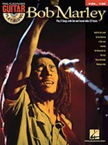 Bob Marley - Bob Marley - Guitar Play-Along Volume 126 - Book/CD set