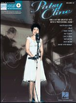 Patsy Cline - Patsy Cline - Pro Vocal Series Volume 22 - Book/CD set