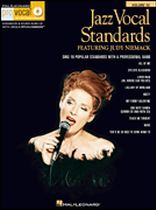 Judy Niemack - Jazz Vocal Standards - Pro Vocal Women's Edition - Featuring Judy Niemack - Book/CD set