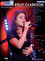 Kelly Clarkson - Kelly Clarkson - Pro Vocal Series Volume 36 - Book/CD set
