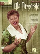 Ella Fitzgerald - Pro Vocal Women's Edition Volume 37 - Ella Fitzgerald - Book/CD set