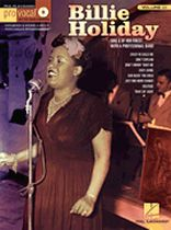 Billie Holiday - Billie Holiday - Pro Vocal Women's Edition - Volume 33 - Book/CD set