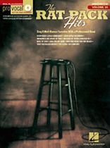 Rat Pack Hits - Pro Vocal Men's Edition Volume 44 - Book/CD set