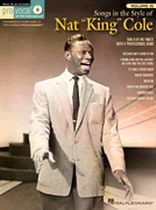 Nat King Cole - Songs In the Style of Nat King Cole - Pro Vocal Men's Edition Volume 45 - Book/CD set