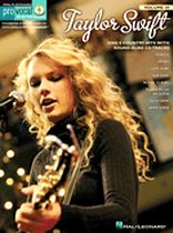 Taylor Swift - Taylor Swift - Pro Vocal Women's Edition - Book/CD set