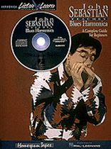 John Sebastian - John Sebastian - Beginning Blues Harmonica - Book/CD set