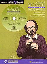 Cathal McConnell - Cathal Mcconnell Teaches Pennywhistle - Book/CD set