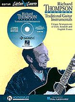 Richard Thompson - Richard Thompson Teaches Traditional Guitar Instrumentals - Book/CD set
