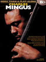 Charles Mingus - Charles Mingus - More Than a Play-Along - Book/CD set