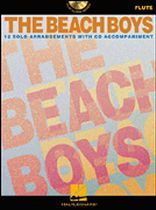 The Beach Boys - The Beach Boys - Instrumental Play-Along Pack for Flute - Book/CD set