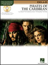Klaus Badelt - Pirates of the Caribbean - For Cello - Book/CD set