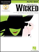 Stephen Schwartz - Wicked - Alto Sax Play-Along Pack - Book/CD set