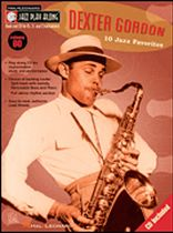 Dexter Gordon - Dexter Gordon - Jazz Play Along, Volume 60 - Book/CD set