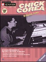 Chick Corea - Chick Corea - Jazz Play-Along Series Volume 67 - Book/CD set