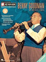 Benny Goodman - Benny Goodman - Jazz Play-Along Volume 86 - Book/CD set