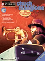 Chuck Mangione - Chuck Mangione - Jazz Play-Along Volume 127 - Book/CD set