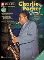 Charlie Parker - Charlie Parker Gems - Jazz Play-Along Volume 142 - Book/CD set
