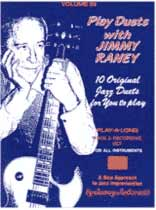Jimmy Raney - Aebersold Volume 29 Play Duets with Jimmy Raney Book/CD set