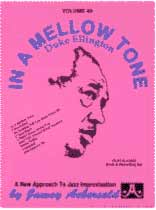 Aebersold Volume 48 :In a Mellow Tone (Duke Ellington)
