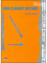 Richard Addison - Ama Clarinet Method Book/CD set