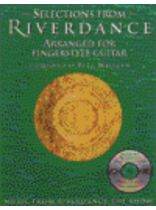 Bill Whelan - Riverdance for Fingerstyle Guitar Book/CD set