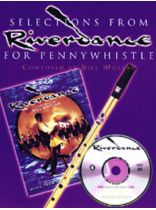 Bill Whelan - Selections from Riverdance for Pennywhistle Book/CD set