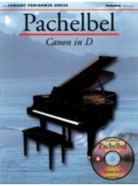 Johann Pachelbel - Canon In D Book/CD set
