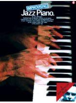 John Mehegan - Improvising Jazz Piano w/CD Book/CD set