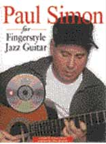 Paul Simon - Paul Simon for Fingerstyle Jazz Guitar - Book/CD set
