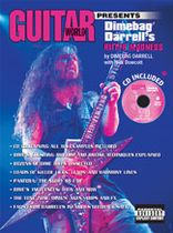Dimebag Darrell - Guitar World Presents Dimebag Darrell's Riffer Madness - Book/CD set