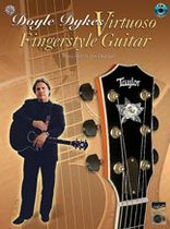 Doyle Dykes - Acoustic Masters Series: Doyle Dykes Virtuoso Fingerstyle Guitar - Book/CD set