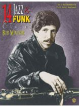 Bob Mintzer - 14 Jazz & Funk Etudes Book/CD set