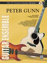 Henry Mancini - 21st Century Guitar Ensemble Peter Gunn, With Cd - Book/CD set
