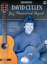 David Cullen - Acoustic Masterclass Series: David Cullen -- Jazz, Classical, and Beyond - Book/CD set