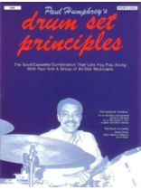 Paul Humphrey - Drum Set Principles - Book/Tape set