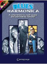 Tom Ball - Blues Harmonica - Book/Tape set