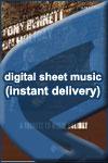 Tony Bennett - Trav'lin' Light - Sheet Music (Digital Download)