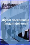 Backstreet Boys - All I Have To Give - Sheet Music (Digital Download)