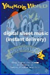 End of the Beginning - Sheet Music (Digital Download)