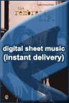 The Rembrandts - Easy To Forget - Sheet Music (Digital Download)