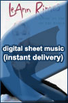 Leann Rimes - Rock Me - Sheet Music (Digital Download)