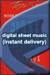 Tina Turner - What's Love Got To Do With It - Sheet Music (Digital Download)