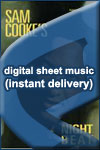 Sam Cooke - Please Don't Drive Me Away - Sheet Music (Digital Download)
