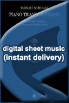 Johann Pachelbel - Canon In D - Sheet Music (Digital Download)