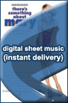 Jonathan Richman - There's Something About Mary - Sheet Music (Digital Download)