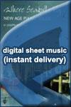 Joseph Scianni - Dune Walk - Sheet Music (Digital Download)