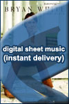 Bryan White - Love Is the Right Place - Sheet Music (Digital Download)