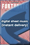 Maxwell - Fortunate - Sheet Music (Digital Download)