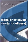 Deana Carter - Angels Working Overtime - Sheet Music (Digital Download)